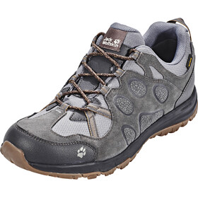 Jack Wolfskin Rocksand Texapore - Chaussures Homme - gris
